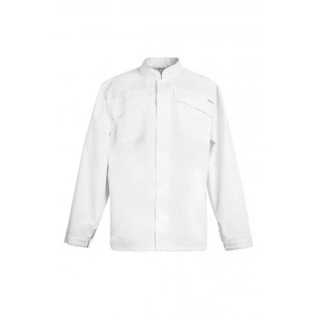 Куртка мужская белая Корпоративная 1