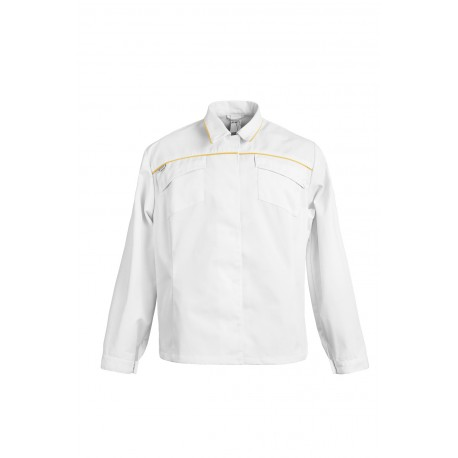 Куртка женская белая Корпоративная 3
