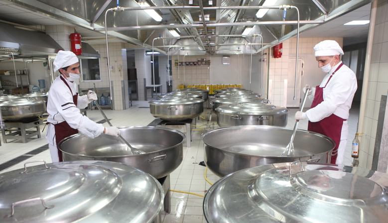 Спецодежда для пищевой промышленности