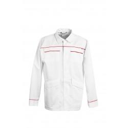 Куртка мужская белая Корпоративная 2