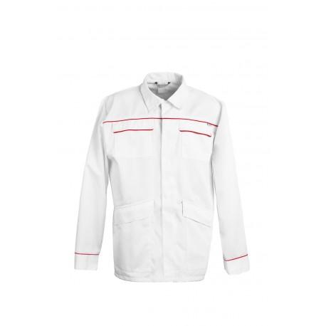Куртка мужская белая